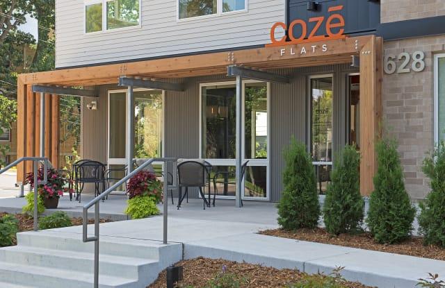 Coze Flats - 628 University Ave SE, Minneapolis, MN 55414