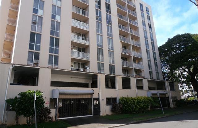 1415 Punahou Street - 1415 Punahou Street, Honolulu, HI 96822