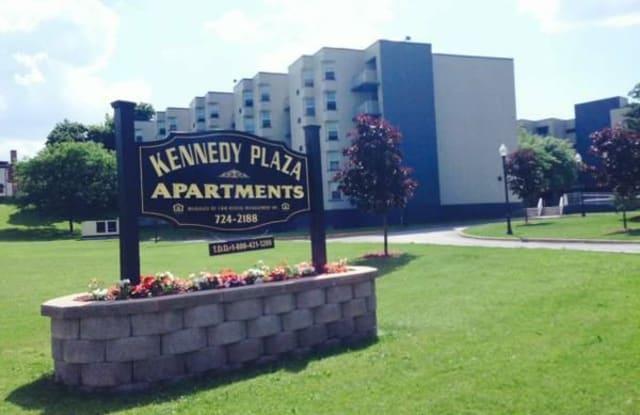 Kennedy Plaza Apartments - 2 Kennedy Plz, Utica, NY 13502