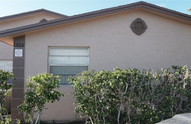 1481 NW 22nd Ct - 1481 Northwest 22nd Court, Fort Lauderdale, FL 33311