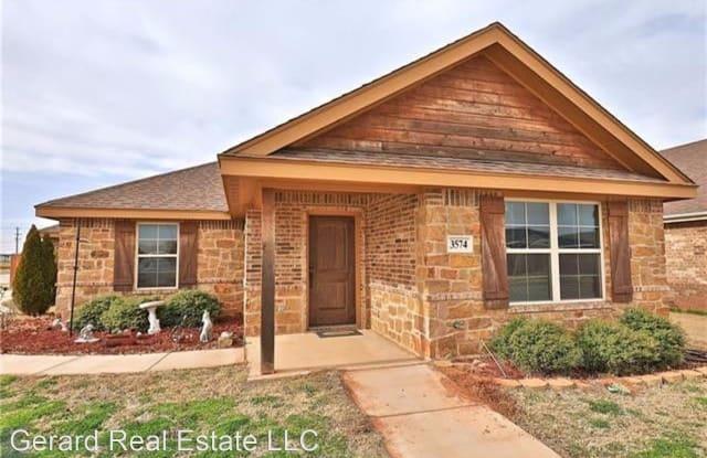 3574 Firedog - 3574 Firedog Road, Abilene, TX 79606