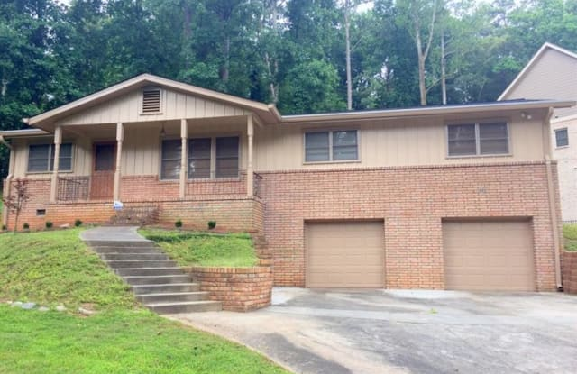 1453 Iroquois Path NE - 1453 Iroquois Path Northeast, Brookhaven, GA 30319
