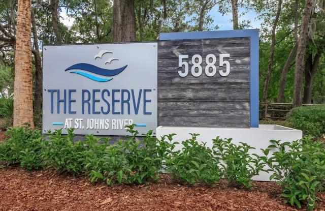 The Reserve at St. Johns River - 5885 Edenfield Rd, Jacksonville, FL 32277