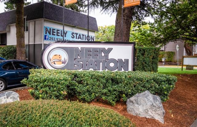 NEELY STATION APARTMENTS - 1433 8th St NE, Auburn, WA 98002