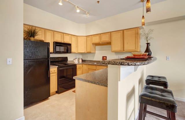Park Plaza II Apartment Homes - 1553 A St, Anchorage, AK 99501