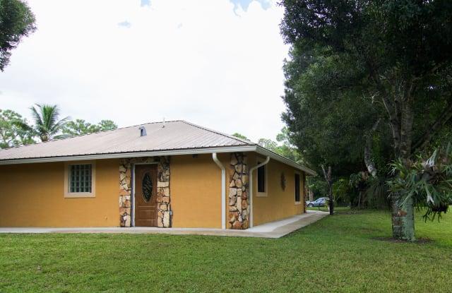 12895 54th Street N - 12895 54th Street North, The Acreage, FL 33411