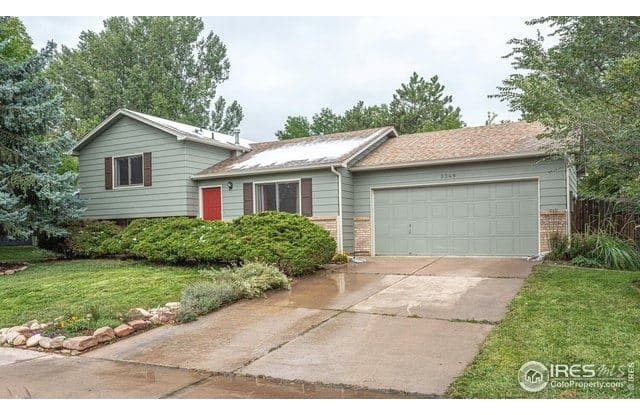 3349 Hickok Dr - 3349 Hickok Drive, Fort Collins, CO 80526