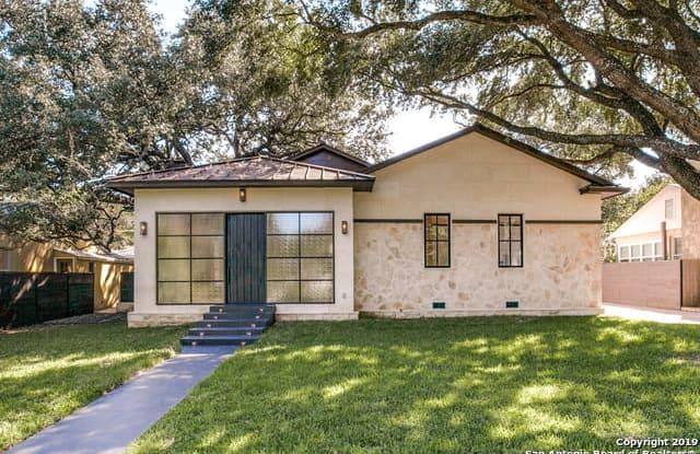 182 E EDGEWOOD PL - 182 East Edgewood Place, Alamo Heights, TX 78209