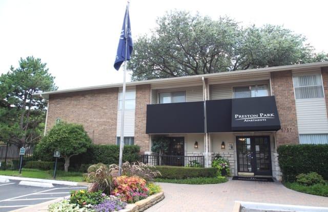 Preston Park Apartments - 5757 Preston View Blvd, Dallas, TX 75240