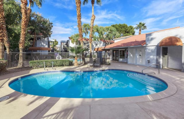 Villa Del Sol Apartments - 4255 Channel 10 Dr, Paradise, NV 89119
