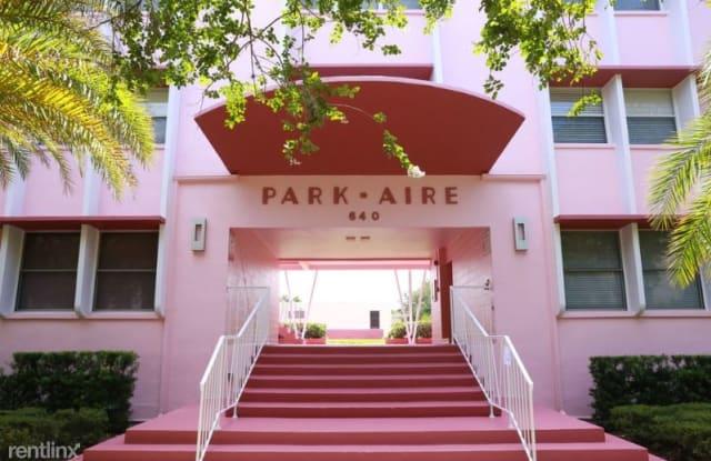 640 N. Park Ave - 640 North Park Avenue, Winter Park, FL 32789