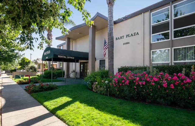 Bart Plaza - 20881 Wilbeam Ave, Castro Valley, CA 94546