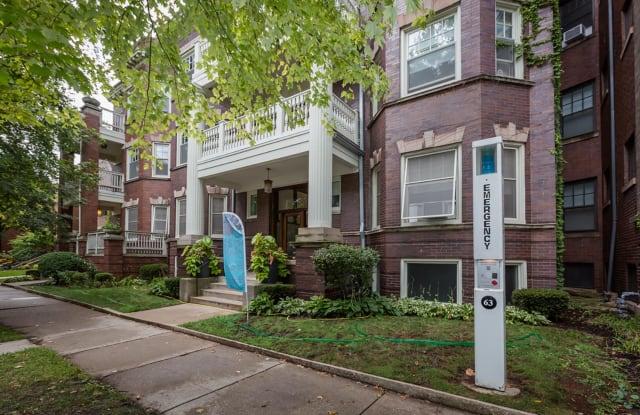 5706 S Blackstone Ave - 5706 South Blackstone Avenue, Chicago, IL 60637