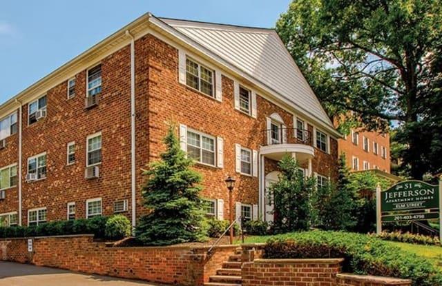 Jefferson - 51 Elm Street, Morristown, NJ 07960