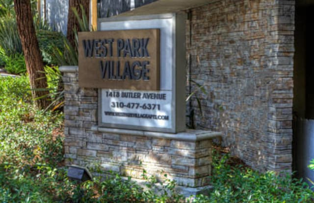 West Park Village - 11400 Rochester Ave, Los Angeles, CA 90025