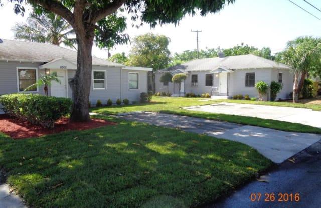 5006 Webster Ave - 5006 Webster Avenue, West Palm Beach, FL 33405