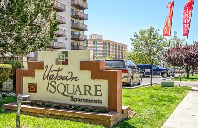 Uptown Square - 7000 Phoenix Ave NE, Albuquerque, NM 87110