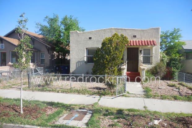 627 Marble Ave NW - 627 Marble Avenue Northwest, Albuquerque, NM 87102
