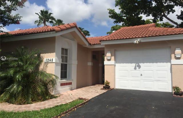 1248 Garden Rd - 1248 Garden Road, Weston, FL 33326