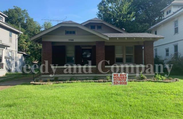 1196 Central Ave - 1196 Central Avenue, Memphis, TN 38104