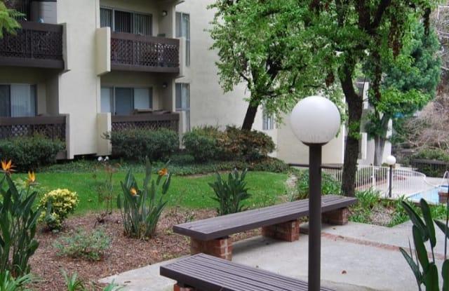 Woodside Terrace Apartments - 400 N Chapel Ave, Alhambra, CA 91801