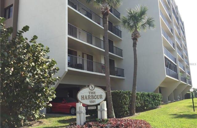 1591 GULF BOULEVARD - 1591 Gulf Boulevard, Clearwater, FL 33767