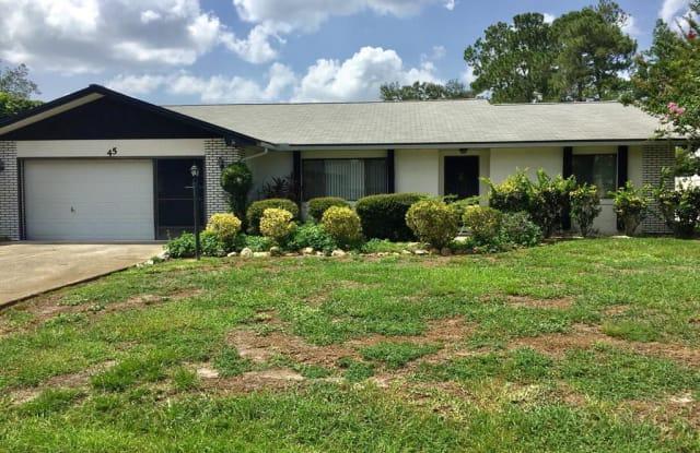 45 Fleetwood Drive - 45 Fleetwood Drive, Palm Coast, FL 32137