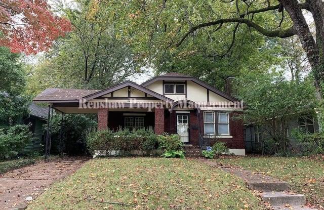 1467 Tutwiler Ave. - 1467 Tutwiler Avenue, Memphis, TN 38107
