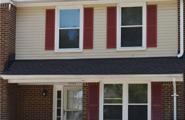 3127 N Radcliffe LN - 3127 Radcliffe Lane, Chesapeake, VA 23321