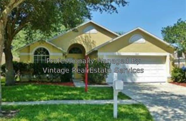 9317 Hidden Water Circle - 9317 Hidden Water Circle, Palm River-Clair Mel, FL 33578