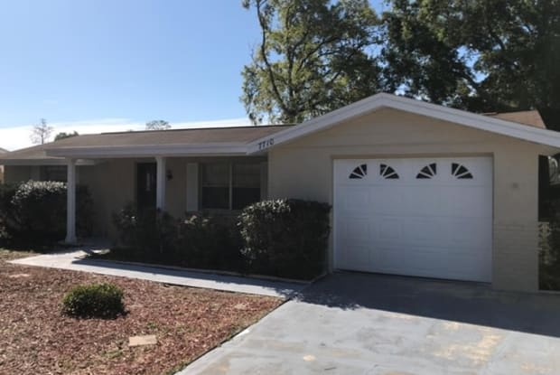 7710 Cayuga Dr - 7710 Cayuga Drive, New Port Richey East, FL 34653