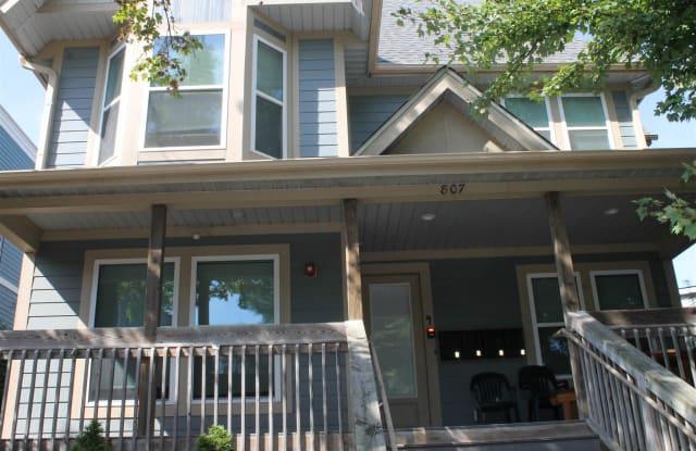 807 N Walnut Street - 807 N Walnut St, Bloomington, IN 47404