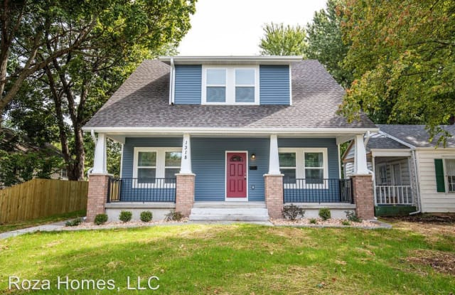 1318 S Florence - 1318 South Florence Avenue, Springfield, MO 65807