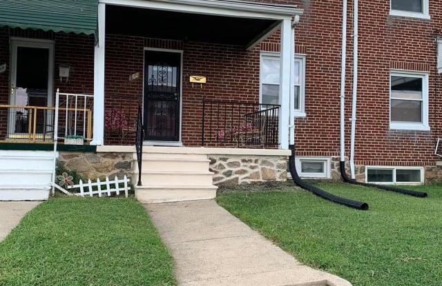 702 CHESTNUT HILL AVENUE - 702 Chestnut Hill Avenue, Baltimore, MD 21218