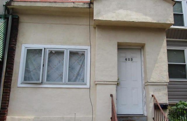 413 S 62ND STREET - 413 South 62nd Street, Philadelphia, PA 19143