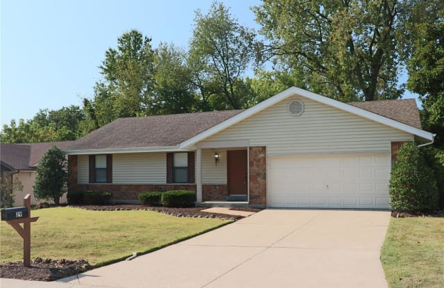 29 San Camille - 29 San Camille Court, St. Charles County, MO 63303