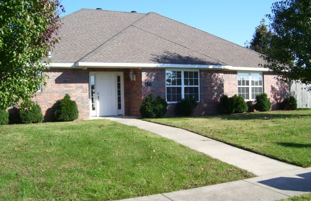 756 Queen Annes Lace - 756 North Queen Annes Lace Drive, Fayetteville, AR 72704