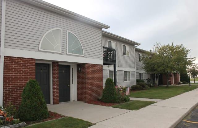 Lakeshore Park Apartments - 1101 Monroe Street, Two Rivers, WI 54241