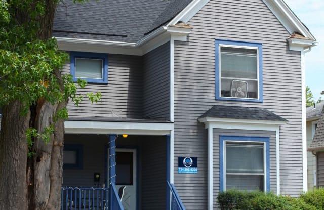 743 Packard - 743 Packard Street, Ann Arbor, MI 48104