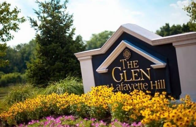 The Glen at Lafayette Hill - 555 Andorra Glen Ct, Philadelphia, PA 19444