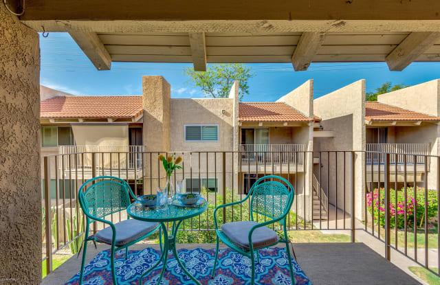 5525 E THOMAS Road - 5525 East Thomas Road, Phoenix, AZ 85018