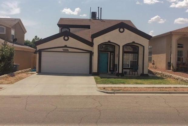 6045 BARRETT ALLEN Lane - 6045 Barrett Allen Lane, El Paso, TX 79932