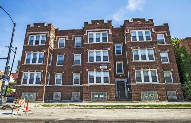 Pangea 7055 S St Lawrence Apartments - 7055 S Saint Lawrence Ave, Chicago, IL 60619