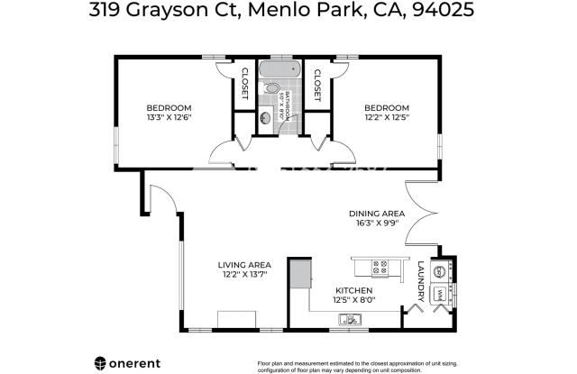 319 Grayson Ct - 319 Grayson Court, Menlo Park, CA 94025
