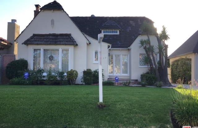 117 North MARTEL Avenue - 117 North Martel Avenue, Los Angeles, CA 90036