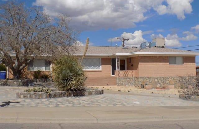 3401 CRAIGO Avenue - 3401 Craigo Avenue, El Paso, TX 79904