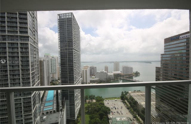 500 Brickell Ave - 500 Brickell Avenue, Miami, FL 33131