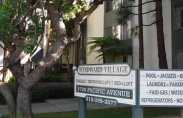 Windward Village - 1720 Pacific Avenue, Los Angeles, CA 90291