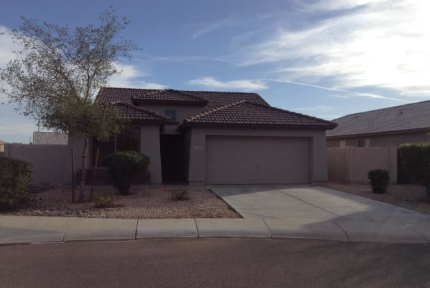 25759 W VALLEY VIEW Drive - 25759 West Valley View Drive, Buckeye, AZ 85326