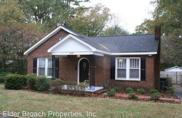 1829 N. Sharon Amity Road - 1829 North Sharon Amity Road, Charlotte, NC 28205
